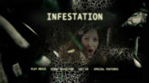 Infestation - DVD Menu