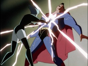 Superman: The Complete Animated Series – Screen Two