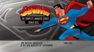 Superman: The Complete Animated Series – Special Features