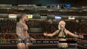 WWE Smackdown vs Raw 2010 - Screen Two