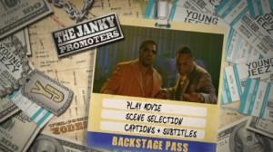 Janky Promoters - DVD Menu