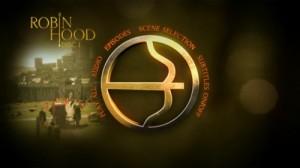 Robin Hood Season Three - DVD Menu