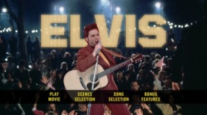 Elvis - DVD Menu
