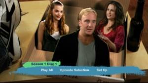 Gary Unmarried Season One - DVD Menu