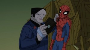 Spectacular Spider-Man, The: Volume Seven – Screen One