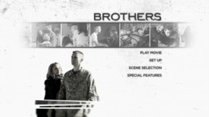 Brothers - DVD Menu