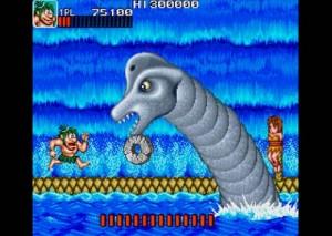Data East Arcade Classics – Caveman Ninja
