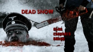 Dead Snow - DVD Menu