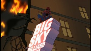 Spectacular Spider-Man, The: Volume Eight – Screen One