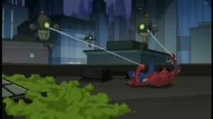 Spectacular Spider-Man, The: Volume Eight – Screen Three