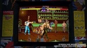 Final Fight - Screen One