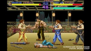 Final Fight - Screen Two