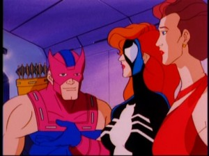 Iron Man 1994 Animated Series – Screen One