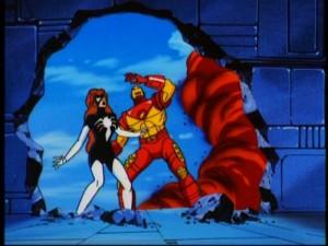 Iron Man 1994 Animated Series – Screen Two