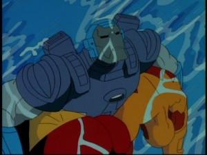 Iron Man 1994 Animated Series – Screen Three