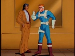 Iron Man 1994 Animated Series – Screen Four