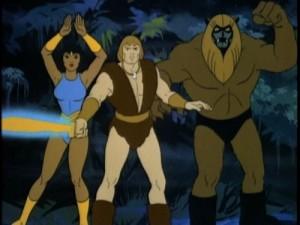 Saturday Morning Cartoons: 1980's Volume 1 – Screen Ten