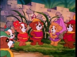 Saturday Morning Cartoons: 1980's Volume 1 – Screen Six