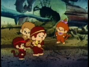 Saturday Morning Cartoons: 1980's Volume 1 – Screen Seven