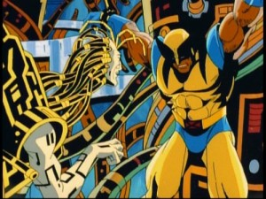 X-Men Animated Series Volume 5 – Screen One