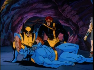 X-Men Animated Series Volume 5 – Screen Two