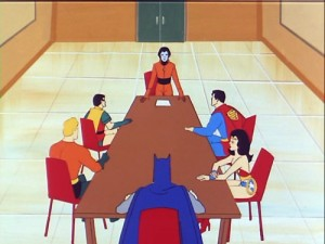Superfriends Season One, Volume Two – Screen One