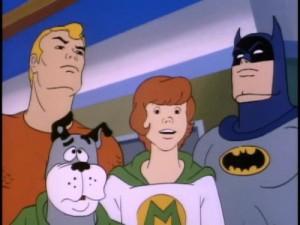 Superfriends Season One, Volume Two – Screen Two