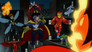 Super Hero Squad Volume 1 – Screen Three