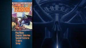 Galaxy of Terror - DVD Menu