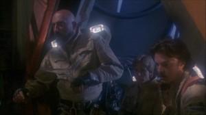 Galaxy of Terror – Screen One