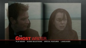 Ghost Writer - DVD Menu