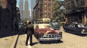 Mafia II - Screen One