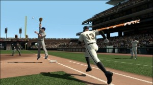 MLB 2k11 - Screen One