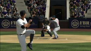 MLB 2k11 - Screen Two