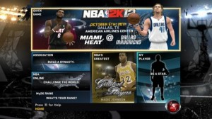 NBA 2K12 - Screen Two