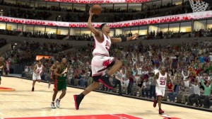 NBA 2K12 - Screen Three