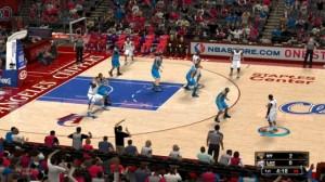 NBA 2K13 - Screen One