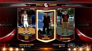 NBA 2K13 - Screen Two