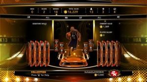 NBA 2K13 - Screen Three